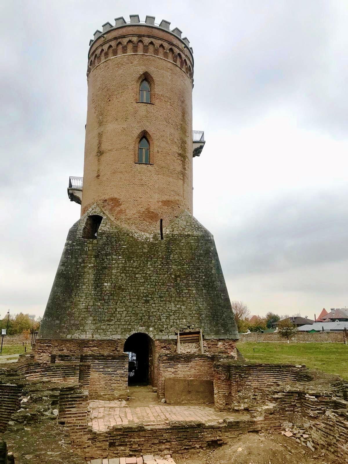Chindia Tower - Târgovişte  |Chindia